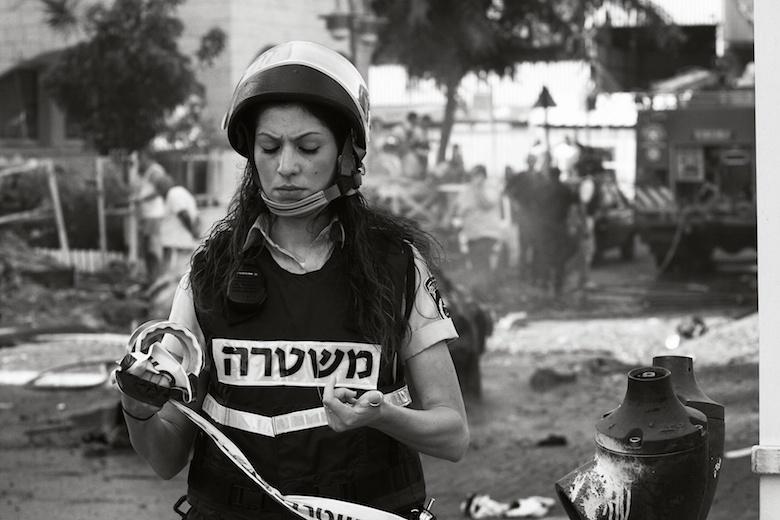 Israeli photographer Vadim Daniel