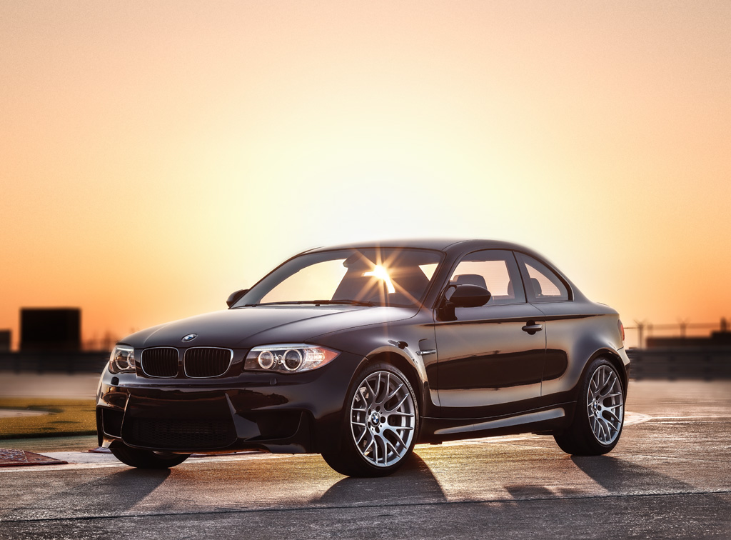 """First time shootings cars. Hey, why not to start with the top models ?! I had this great opportunity to photograph these two """"monsters"""" for BMW Laval - BMW 1M and M6"""