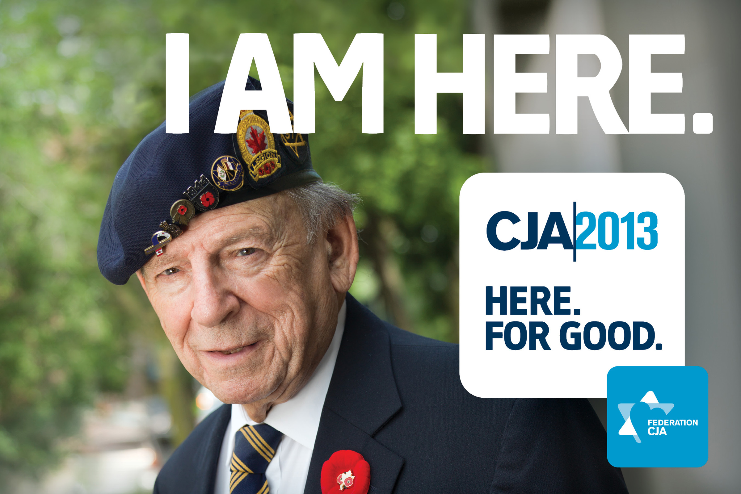 war veteran portrait, by Vadim Daniel, Commercial photographer in Montreal