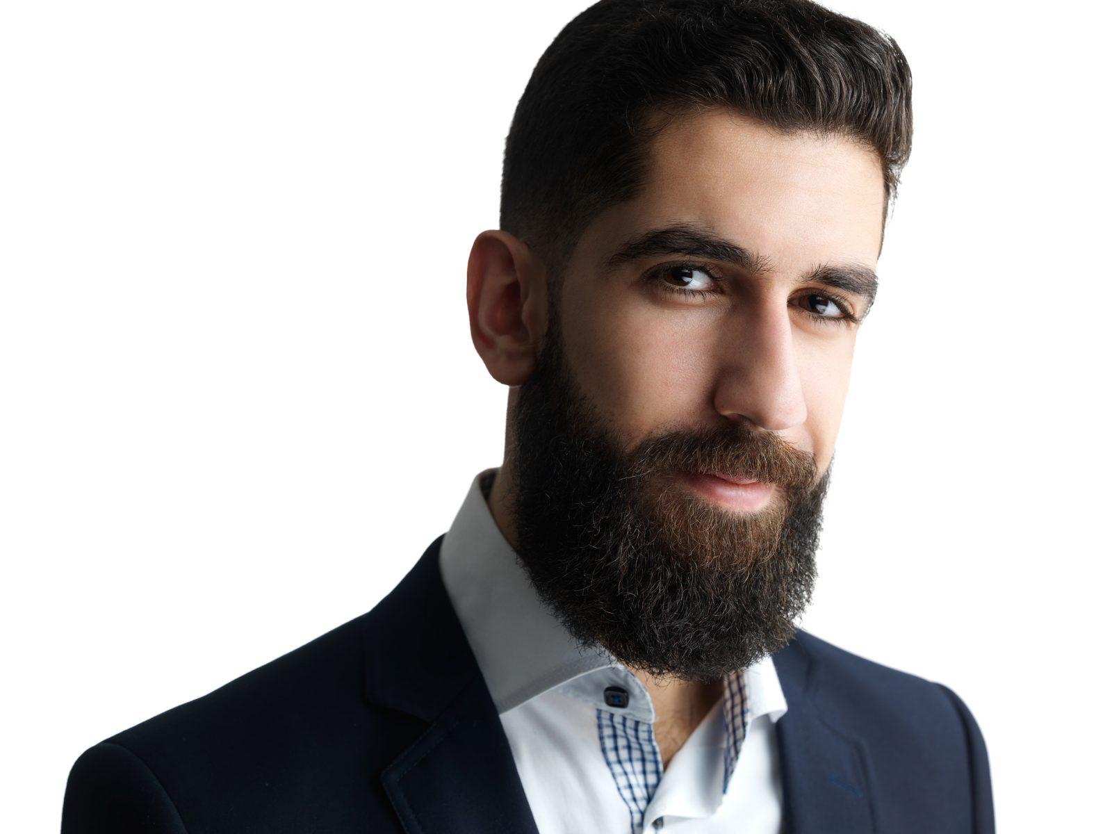 Profile headshot photographer, actor headshot, linkedin profile photography, headshot for social media