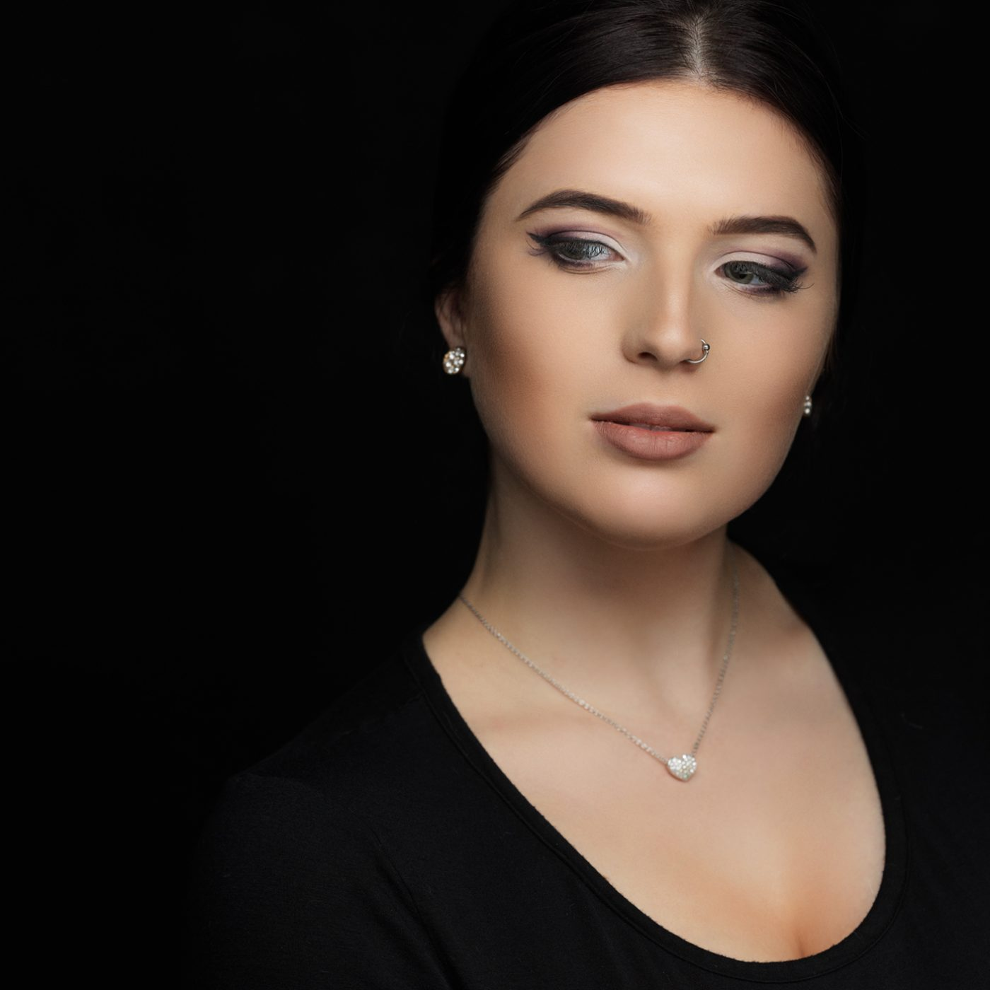 beauty portrait photography in Montreal, creative portrait photography