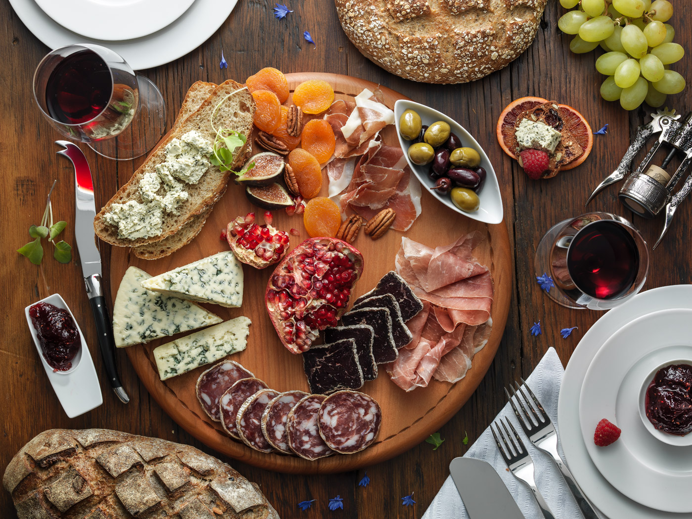 food, food photography, Montreal local food, cheese boards presentation, commercial product photography