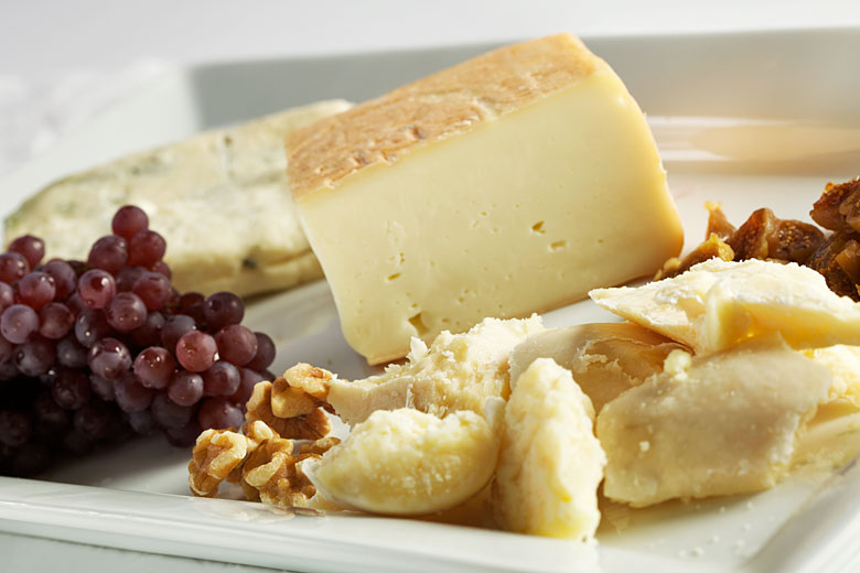 cheese plate photography