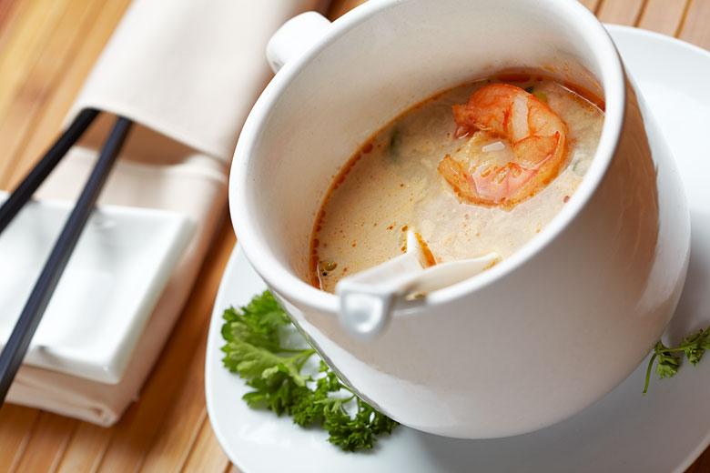 shrimps sup