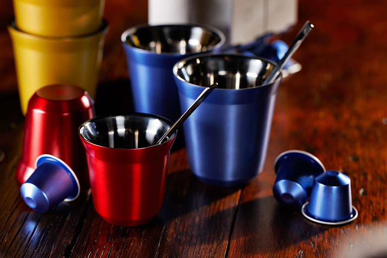 new products from Nespresso Canada, new cups from nespresso