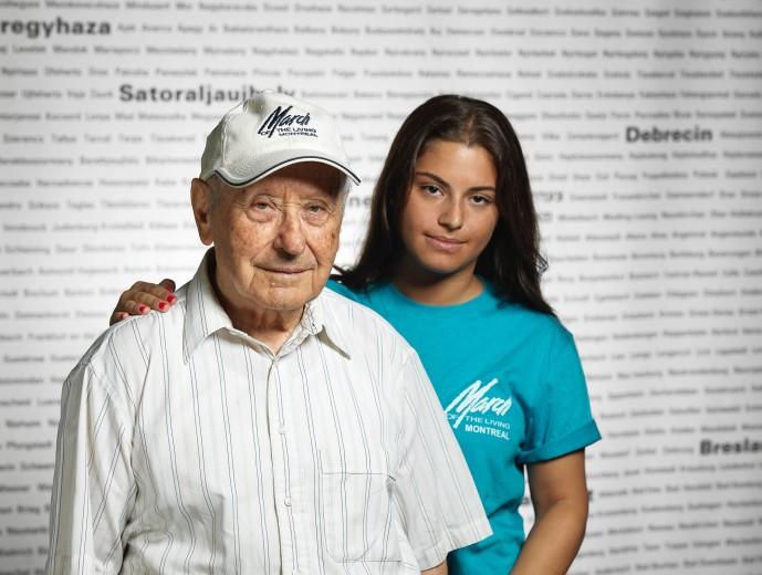 montreal holocaust volunteer