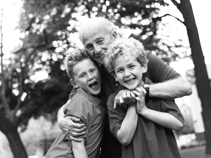 family portrait by Vadim Daniel