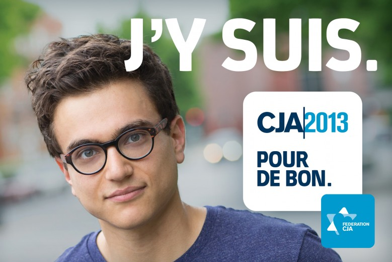 FEDERATION CJA Campaign in Montreal by Montreal Commercial Photographer Vadim Daniel