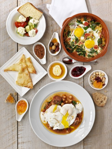 turkish food in Montreal, food photography with natural light