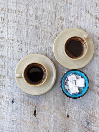 Turkish coffee in Montreal, Food photographer Vadim Daniel