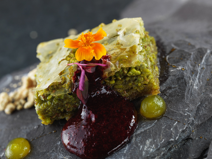 AREM - Ottoman - Turkish restaurant in Montreal. Food photographer - Vadim Daniel Photography