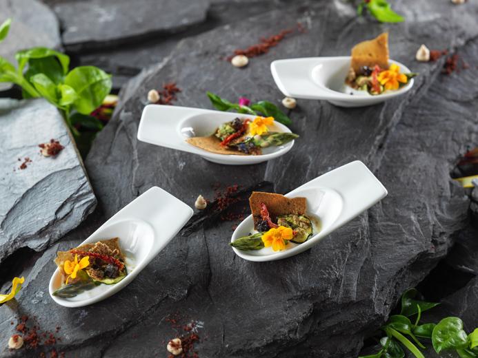 AREM restaurant, photography by Vadim Daniel