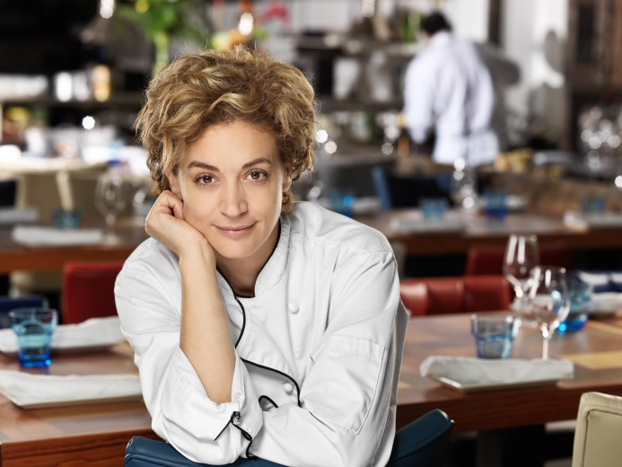 chef Fisun Ercan portrait by Vadim Daniel