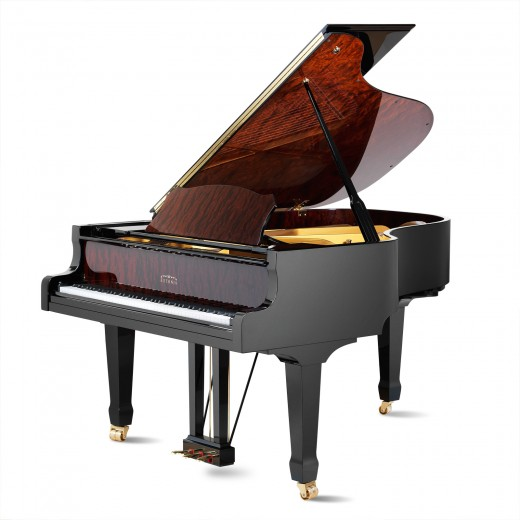 Advertising product photography in Montreal grand piano product photography