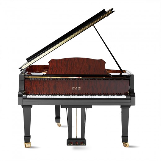 studio photography of grand piano by Montreal commercial photographer Vadim Daniel