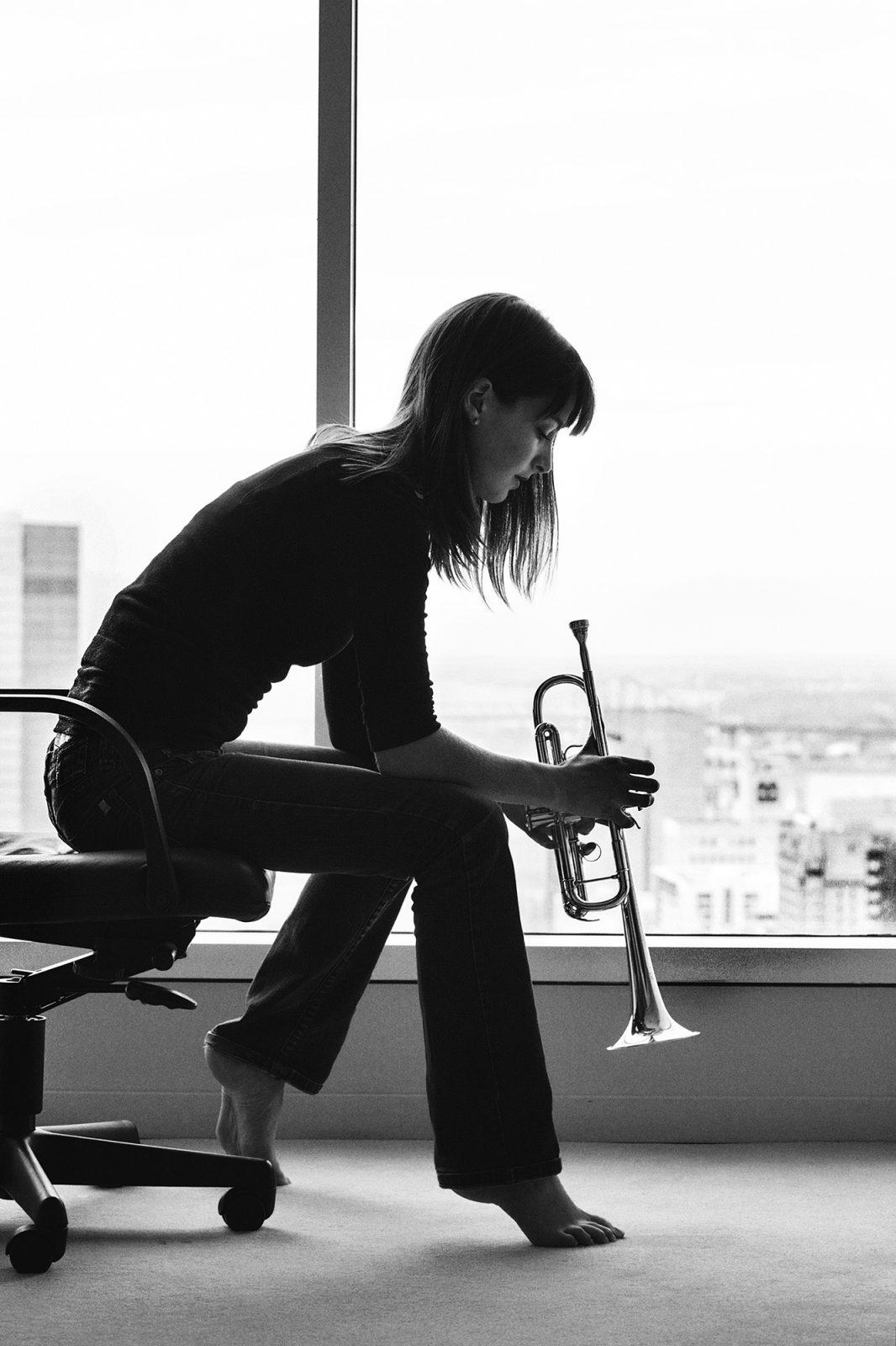 creative editorial photography, musician portrait, Sarah Raid