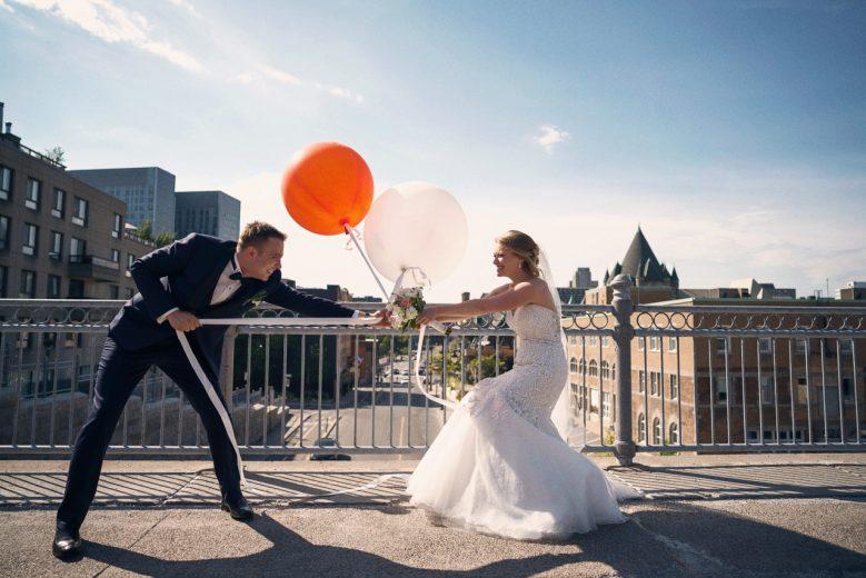 Montreal wedding by Vadim Daniel, Montreal photographer