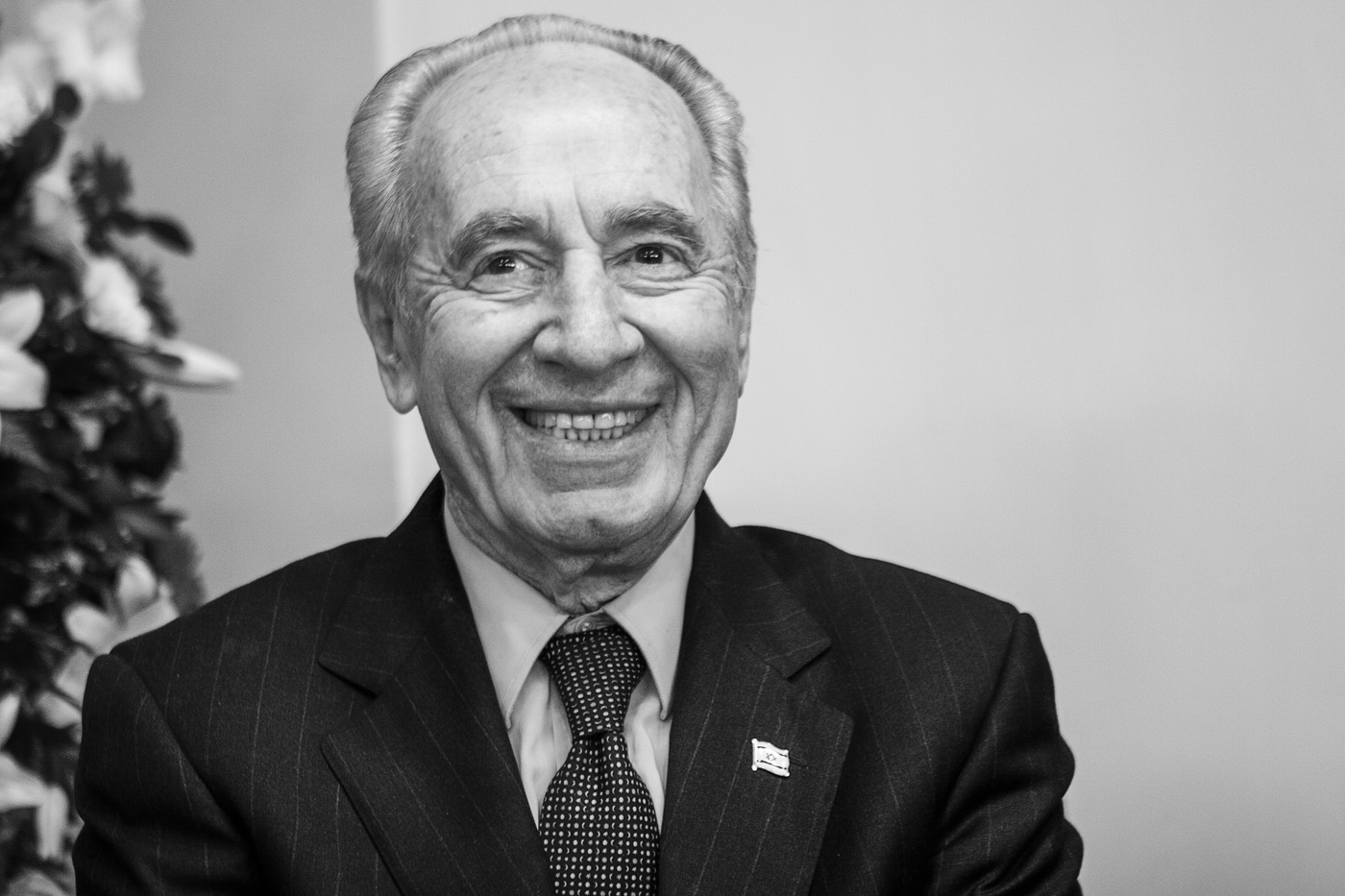 Shimon Peres, President of Israel, and Prime Minister of Israel, photojournalism