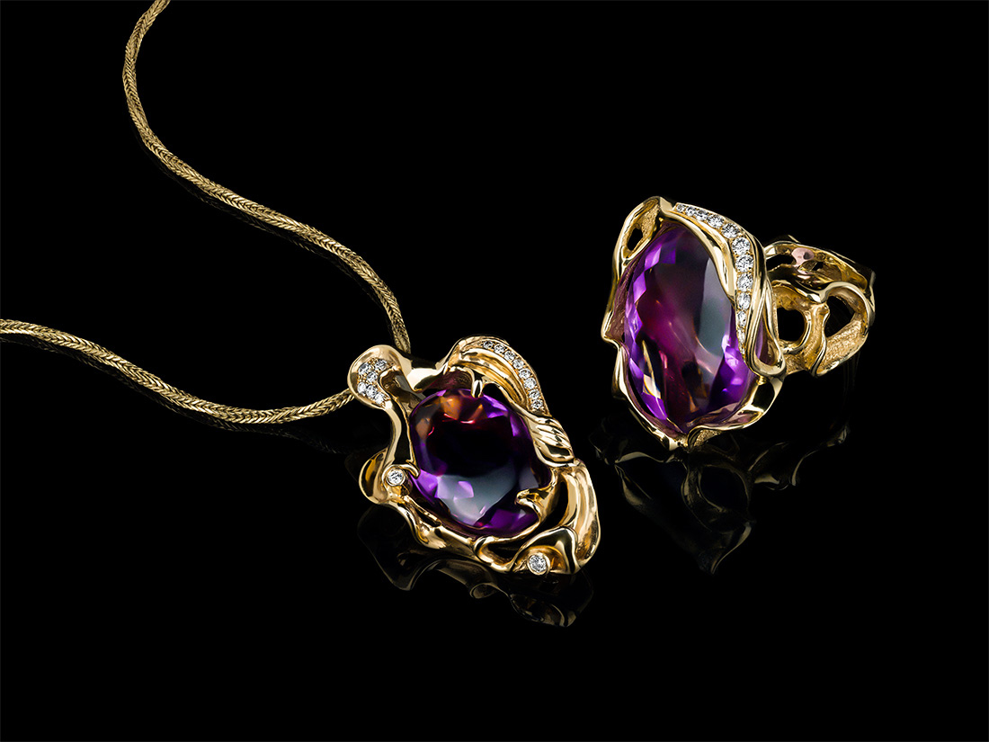 Studio Product Photography / Jewelry Photography